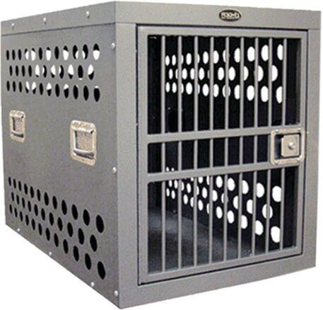 Zinger 4000 aluminium crate