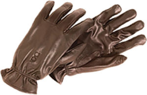 Bob Allen Women's Lined Leather Gloves